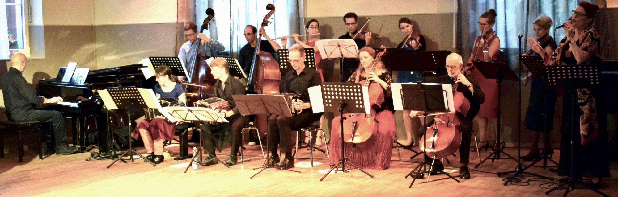 Live Milonga mit Tango Federal